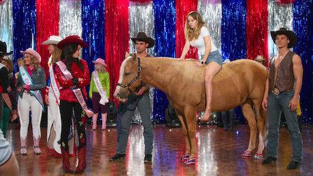 觀賞無馬鞍牛仔小姐。第 1 季第 3 集。